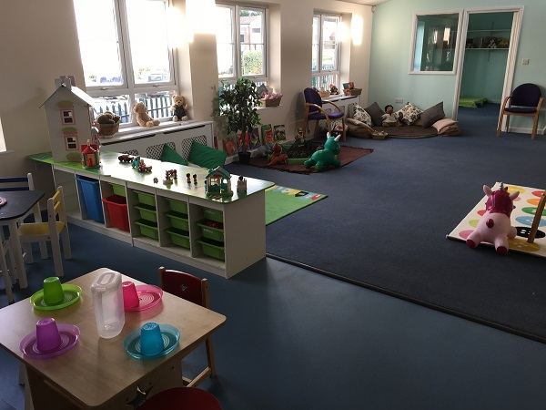Under 2's Room 3